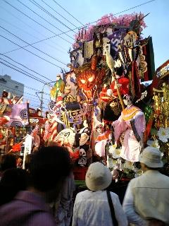 八戸三社祭前夜祭
