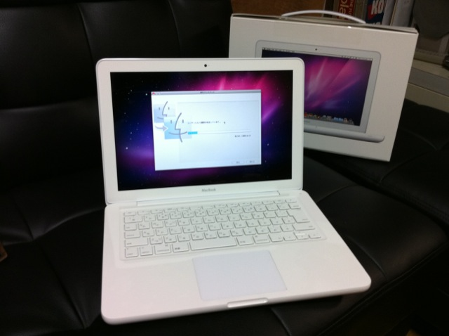 MacBook登場!