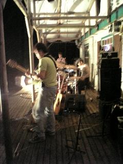 ウッドストック8<br />  周年記念ライブ
