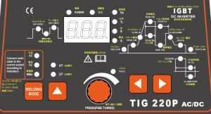 Tig220pacdc